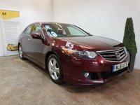 2011 HONDA ACCORD 2.2 I-DTEC ES GT 4d AUTO 148 BHP £6990.00