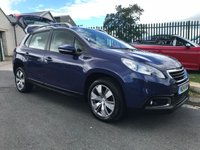 2014 PEUGEOT 2008 1.6 E-HDI estate ACTIVE £20 road tax 1 owner fsh very clean example  £7295.00