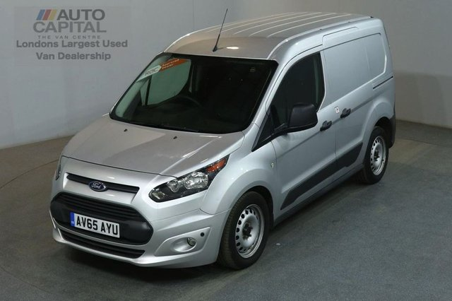 2016 65 FORD TRANSIT CONNECT 1.5 200 ECONETIC 100 BHP AIR CON L1 H1 SWB START STOP