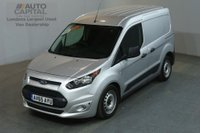USED 2016 65 FORD TRANSIT CONNECT 1.5 200 ECONETIC 100 BHP AIR CON L1 H1 SWB START STOP AIR CONDITIONING SERVICE HISTORY