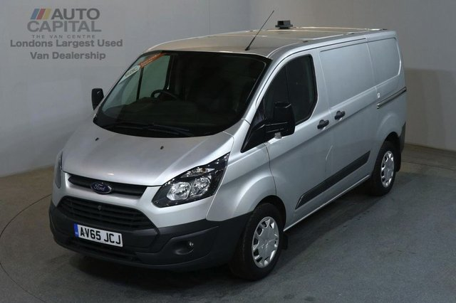2015 65 FORD TRANSIT CUSTOM 2.2 290 ECONETIC 100 BHP L1 SWB START STOP AIR CON VAN AIR CONDITIONING