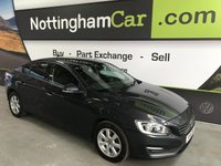 2014 VOLVO S60 2.0 D4 BUSINESS EDITION 4d 178 BHP £6995.00