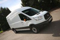 2014 FORD TRANSIT 2.2 350 LWB H/R L3 H2 P/V  £9490.00