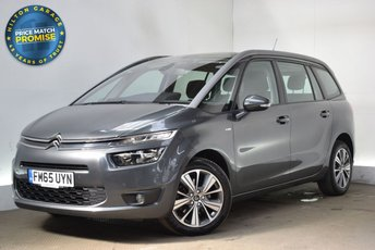 2016 CITROEN C4 GRAND PICASSO 2.0 BLUEHDI EXCLUSIVE 5d 148 BHP £12590.00