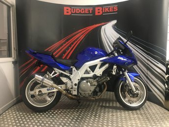 View our SUZUKI SV650S