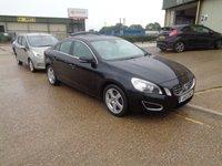 USED 2011 11 VOLVO S60 2.4 D5 SE LUX 4d AUTO 202 BHP
