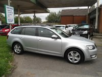 USED 2014 SKODA OCTAVIA 1.6 SE TDI CR 5d 104 BHP ONE OWNER FROM NEW SERVICE HISTORY