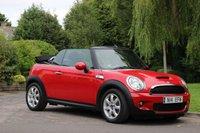 2010 MINI CONVERTIBLE 1.6 COOPER S 2d 175 BHP £8790.00