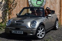 2008 MINI CONVERTIBLE 1.6 COOPER S SIDEWALK 2d 168 BHP £4690.00
