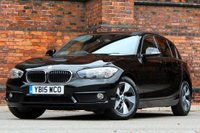 USED 2015 15 BMW 1 SERIES 1.5 116d EfficientDynamics Plus Sports Hatch (s/s) 5dr **NOW SOLD**