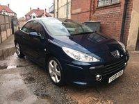 USED 2008 07 PEUGEOT 307 2.0 SPORT 2d 139 BHP Parking Sensors / Full Leather / roof not operational