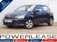 2015 SKODA FABIA 1.2 SE TSI DSG 5d AUTO 109 BHP £8850.00