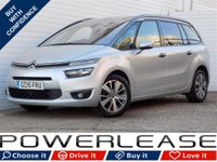 2015 CITROEN C4 GRAND PICASSO 1.6 BLUEHDI EXCLUSIVE 5d AUTO 118 BHP £10380.00
