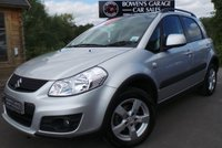 USED 2011 61 SUZUKI SX4 2.0 SZ5 DDIS 5d 135 BHP 1 Owner - Low Miles - 5 Services - Rare 4X4 Model