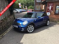 2011 MINI HATCH COOPER 1.6 COOPER D 3d 112 BHP £6995.00