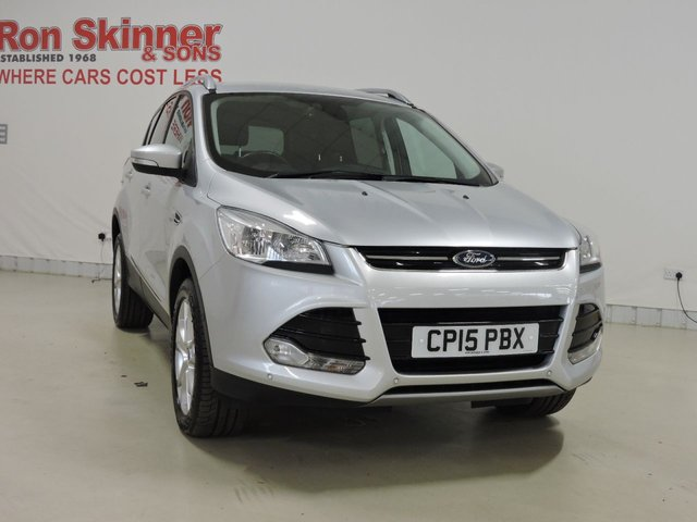 View our 2015 15 FORD KUGA 2.0 TITANIUM TDCI 5d 177 BHP