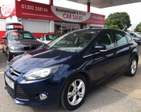 2011 FORD FOCUS 1.6 ZETEC TDCI 5d 113 BHP *£20 ANNUAL TAX* F.S.H £6295.00