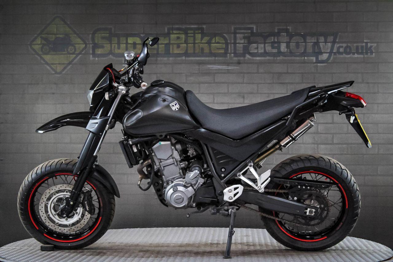 2007 Yamaha Xt660r Xt 660 R 163 2 491
