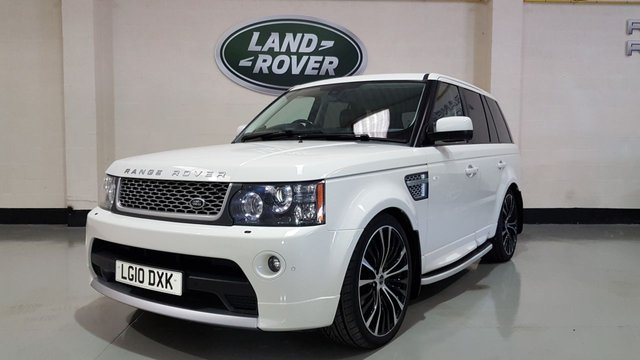 Land Rover Range Rover Sport 36 Tdv8 Autobiography Sport 5d 269 Bhp
