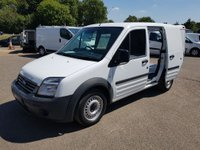 2011 FORD TRANSIT CONNECT 200 90BHP WITH AIR CON & ELECTRIC PACK FROM VIRGIN MEDIA £4995.00