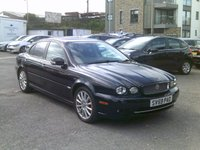 2009 JAGUAR X-TYPE