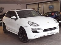 "USED 2013 13 PORSCHE CAYENNE 3.0 D V6 TIPTRONIC 5d AUTO 245 BHP PAN ROOF+BOSE+R-CAM+21"" ALLOYS"