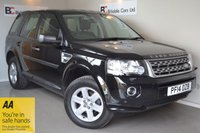 USED 2014 14 LAND ROVER FREELANDER 2.2 SD4 GS 5d AUTO 190 BHP Immaculate - Full Land Rover Service History - Leather Seats - Two Private Owners - 4 Wheel Drive - Cruise Control - Must Be Seen