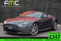 USED 2012 12 ASTON MARTIN VANTAGE 4.7 S V8 ROADSTER 2d AUTO 430 BHP One Owner From New - Full Aston Martin Service History