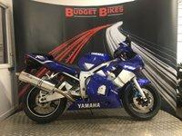 2000 YAMAHA R6 599cc YZF R6  £2690.00