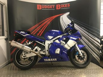View our YAMAHA R6