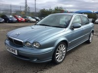 USED 2005 55 JAGUAR X-TYPE 2.0 S D 4d 130 BHP 1 YEARS MOT