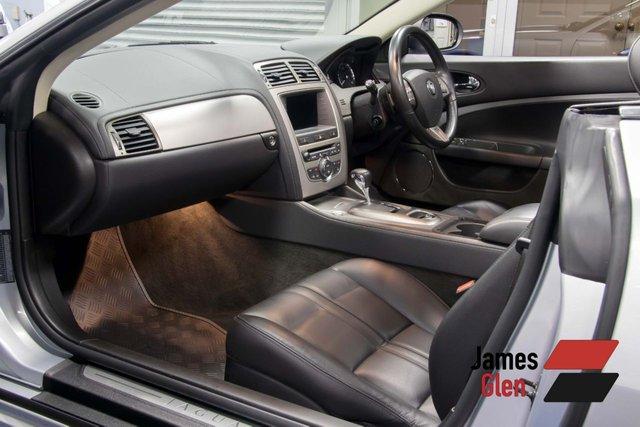 USED 2007 57 JAGUAR XK 4.2 CONVERTIBLE 2d AUTO 294 BHP Ultra Low Mileage | Full Jaguar Service History