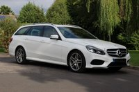 2014 MERCEDES-BENZ E CLASS 2.1 E220 CDI AMG SPORT 5d AUTO 168 BHP £16990.00