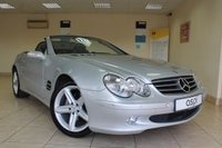 2006 MERCEDES-BENZ SL 3.7 SL350 2d AUTO 245 BHP £SOLD
