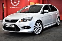 USED 2010 60 FORD FOCUS 1.6 ZETEC S S/S 5d 113 BHP