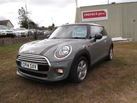 USED 2014 14 MINI HATCH COOPER 1.5 COOPER D 3d 114 BHP 1 OWNER, FULL MINI HISTORY!