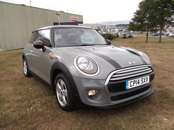 2014 MINI HATCH COOPER 1.5 COOPER D 3d 114 BHP £8995.00