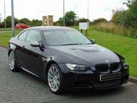 2007 BMW M3 4.0 M3 2d 415 BHP £13490.00