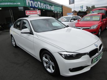 2012 BMW 3 SERIES 2.0 318D SE 4d 141 BHP £10000.00