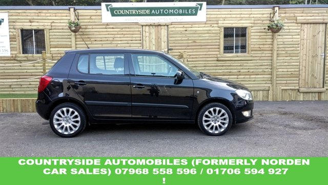 used skoda fabia cars in waterfoot from countryside autos