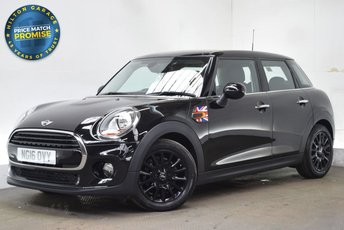 2016 MINI HATCH COOPER 1.5 COOPER D 5d 114 BHP £9290.00