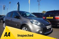 USED 2010 10 RENAULT CLIO 1.1 20TH TCE 5d 100 BHP SPECIAL EDITION AA 128 Point Inspection Report
