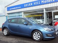 USED 2015 15 VAUXHALL ASTRA 1.6 DESIGN 5dr AUTOMATIC