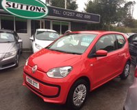 USED 2015 65 VOLKSWAGEN UP 1.0 MOVE UP 3d 59 BHP