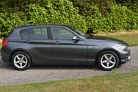 2015 BMW 1 SERIES 1.5 116D ED PLUS 5d 114 BHP £11495.00