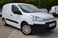 2015 CITROEN BERLINGO 1.6 625 ENTERPRISE L1 HDI 5d 74 BHP 3 SEATER £4799.00