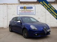USED 2014 14 ALFA ROMEO GIULIETTA 2.0 JTDM-2 SPORTIVA NAV 5d 150 BHP Alfa Romeo History Huge Spec 0% Deposit Finance Available