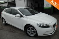 USED 2014 14 VOLVO V40 1.6 D2 SE 5d 113 BHP VIEW AND RESERVE ONLINE OR CALL 01527-853940 FOR MORE INFO.