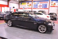 USED 2015 65 BMW 5 SERIES 2.0 525D M SPORT 4d AUTO 215 BHP