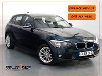 USED 2014 64 BMW 1 SERIES 2.0 118D SE 5d 141 BHP Finance Available In House